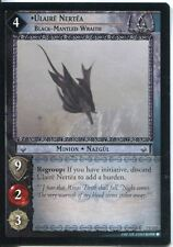 Lord Of The Rings CCG Card RotK 7.U217 Ulaire Nertea, Black Mantled Wraith