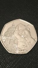 Paddington Bear At St Pauls Cathedral 2019 Straight From Minted Bag Uncirculated