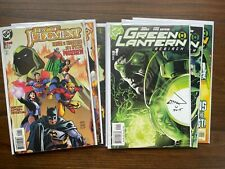 Green Lantern Rebirth 1-6 + Signed + Day of Judgment #1-5 Hal Jordan Spectre