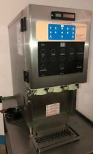 Taylor Crown Commercial Refrigerated Dairy Dispenser w/ 3 Fill in Place Tanks.