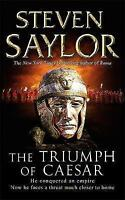 The Triumph of Caesar by Steven Saylor (Paperback, 2003)