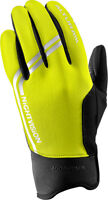 Altura Nightvision Windproof Womens Cycling Gloves - Yellow