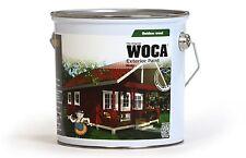 24,80€/1L - Woca Exterior Farbe Grau - 2,5 Liter - für Außenholz