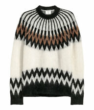 Erdem x H&M, Unisex Sweater in Mohair blend, Size EU S, Limited edition +hanger