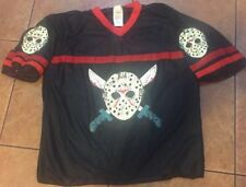 Friday The 13Th Hockey Jersey,One Size