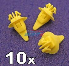 10 x TOYOTA exterior Clips de molduras laterales para HILUX,4runner,tundra-