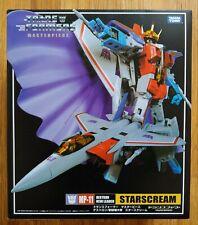 Transformers Masterpiece MP-11 Starscream Coronation G1 SEALED NEW USA!