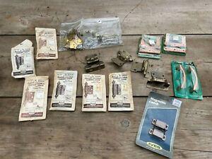 Vintage Amerock Colonial HL Hinge Offset Cabinet hardwareHammered Atq Copper