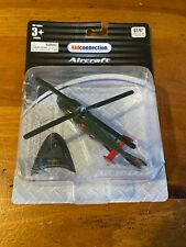 Kid Connection Maisto Aérospatiale SA 365 Dauphin Helicopter Aircraft Toy Model