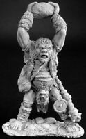 Reaper Miniatures Lunkh, Hill Giant #02770 Dark Heaven Legends Unpainted Metal