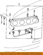 TOYOTA OEM 97-98 Supra Taillight Tail Light Lamp Rear-Lens Right 8155114700