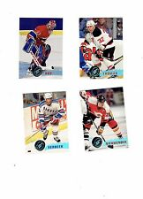 NHL  1995-1996  TOPPS STADIUM CLUB  Hockey Set + 2 CHECK LIST