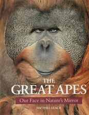THE GREAT APES Michael Leach **GOOD COPY**