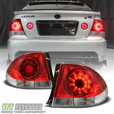 For 2001-2005 Lexus IS300 Philips Lumileds LED Tail Lights 2pcs Lamps 02 03 04