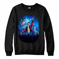 HUGH JACKMAN JUMPER The Greatest Showman Musical Adult & Kids JUMPER Top