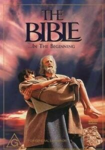 The BIBLE In The Beginning (1966) DVD First 22 Chapters Of Genesis BRAND NEW R4