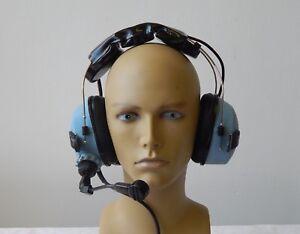 Aircraft Atlantic RA 155 Medium / High Noise Headset [4PLE1]