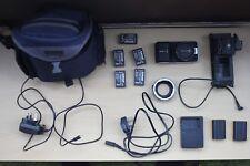 Blackmagic Pocket Cinema Camera BMPCC with Pocketbase, Batteries, Bag & Charger