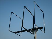 VHF Square Loop Base Antenna Gain 8 dB