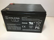 RECHARGEABLE SPARE  12V10 SEALED LEAD ACID BATTERY FOR KIDS RIDE ON TOY CAR