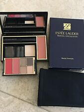 Estee Lauder Travel Exclusive Beauty Essentials Make-up Set & Palettes, NIB