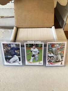 2013 Topps Update Baseball Complete Set Yelich Arenado Cole Kluber Rendon RC