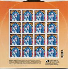 2014 Forever Janis Joplin full Sheet of 16 Scott #4918, Mint NH