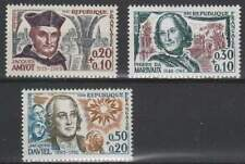 Frankrijk postfris 1963 MNH 1423-1425 - Rode Kruis / Red Cross