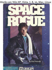 Space Rogue Classic PC Mac Linux Game