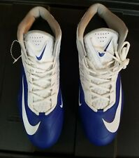 NWOT Nike Men's Size 15 Zoom Code Elite D PF Football Cleats 620501-109 COLTS