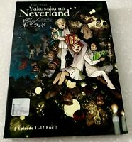 The Promised Neverland (Chapter 1 - 12 End) ~ All Region ~ Brand New & Seal ~