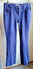 Purple Bootcut Jeans Size 6 Coldwater Creek Stretch Cotton