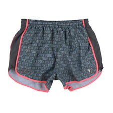 Victoria's Secret Pink Campus Shorts Athletic Track Sport Running Gym Vs New Nwt