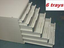 desktop organizer A4 multiform document cabinet filling cabinet 6 document tray