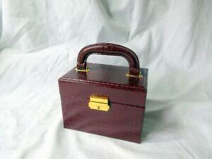 LITTLE 2 TIER JEWELLERY BOX