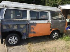 VW T25 Camper van Project