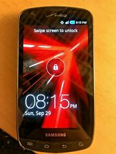 Samsung Droid Charge SCH-i510 2GB Black Verizon Wireless 4G LTE Smartphone