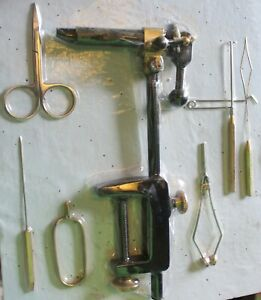 Fly Tying Vice and Tools Set