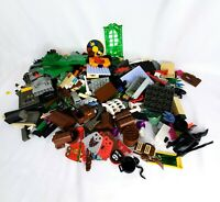 Huge Mixed LEGO Lot Almost 4 lbs Parts Pieces  Harry Potter