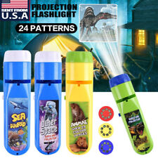 Toys For Boys 2-10 Year Old Kids Torch Night Projector Light Girls Xmas Gift USA