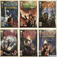 STAR WARS Comics Heir To The Empire Complete Series 1 2 3 4 5 & 6 Dark Horse