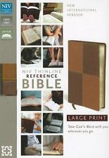 Thinline Reference Bible by Zondervan Staff