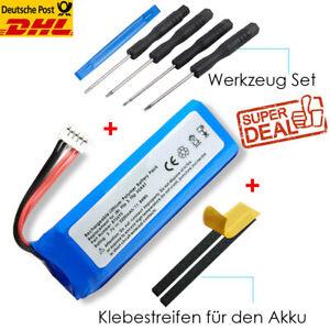 🔥 Ersatz Akku für Original JBL Flip 3 | 4 | Charge 2 | 3 | Xtreme Batterie Accu