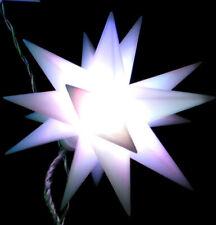 Mini Fenster- LED Stern mit Farbwechsel Adventsstern Weihnachtsstern innen Neu