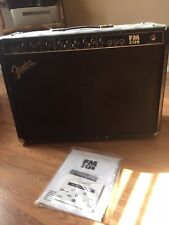 Fender Frontman 212R 100 watt Guitar Amp With Pedal