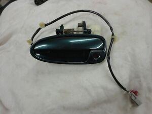 G-82P GREEN Acura Integra DRIVER SIDE  Door Handle OEM 95 96 97 98 99 00 01
