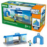BRIO World 33918 Smart Tech - Railway Workshop for Wooden Train Set