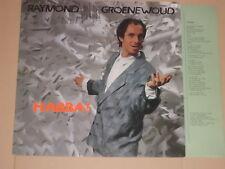 RAYMOND VAN HET GROENEWOUD -Habba!- LP