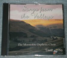 The Morriston Orpheus Choir - Songs from the Valleys (2002) CD ALBUM