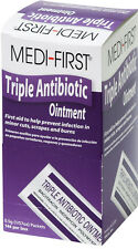 Triple Antibiotic Ointment 0.5g packet 6 Boxes ( 864 packets ) - MS60775